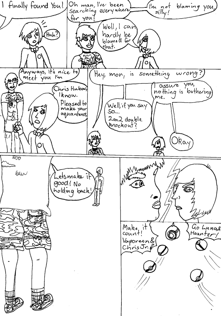 Big Sky Carnival Page 4 by ElvisDitto on DeviantArt