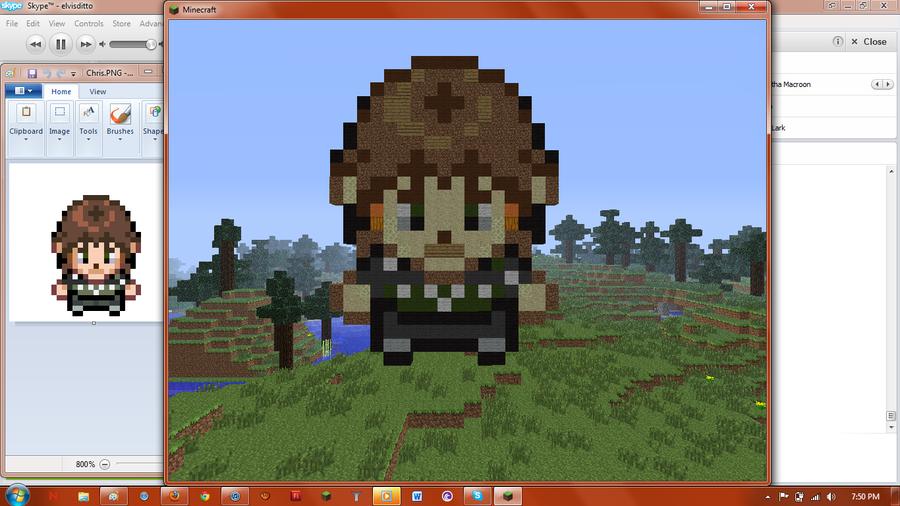Image Result For Minecraft Pie Master