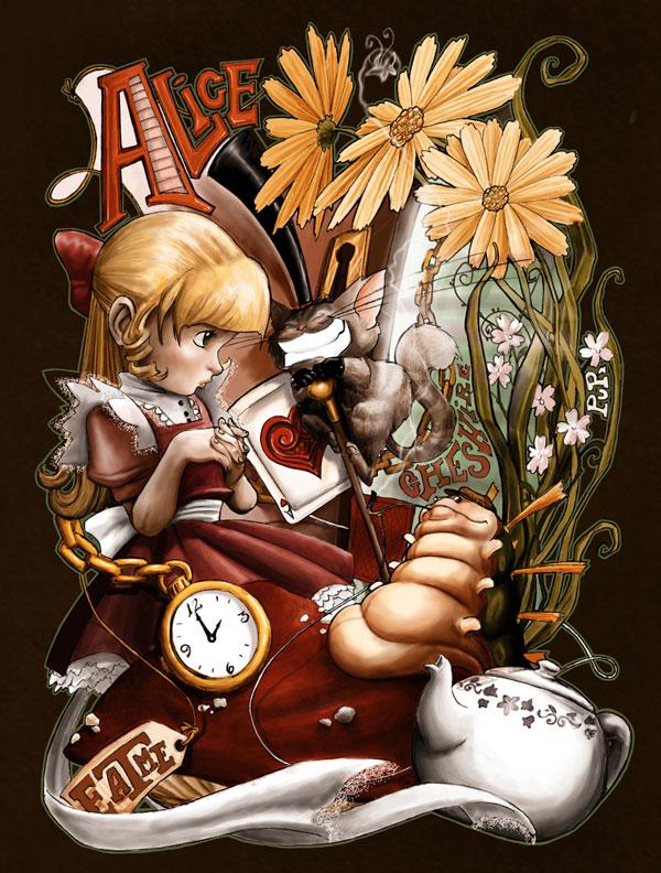 Alice by Pupi-herrera
