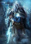 Protector Zeus - SMITE by AvethTarkadien