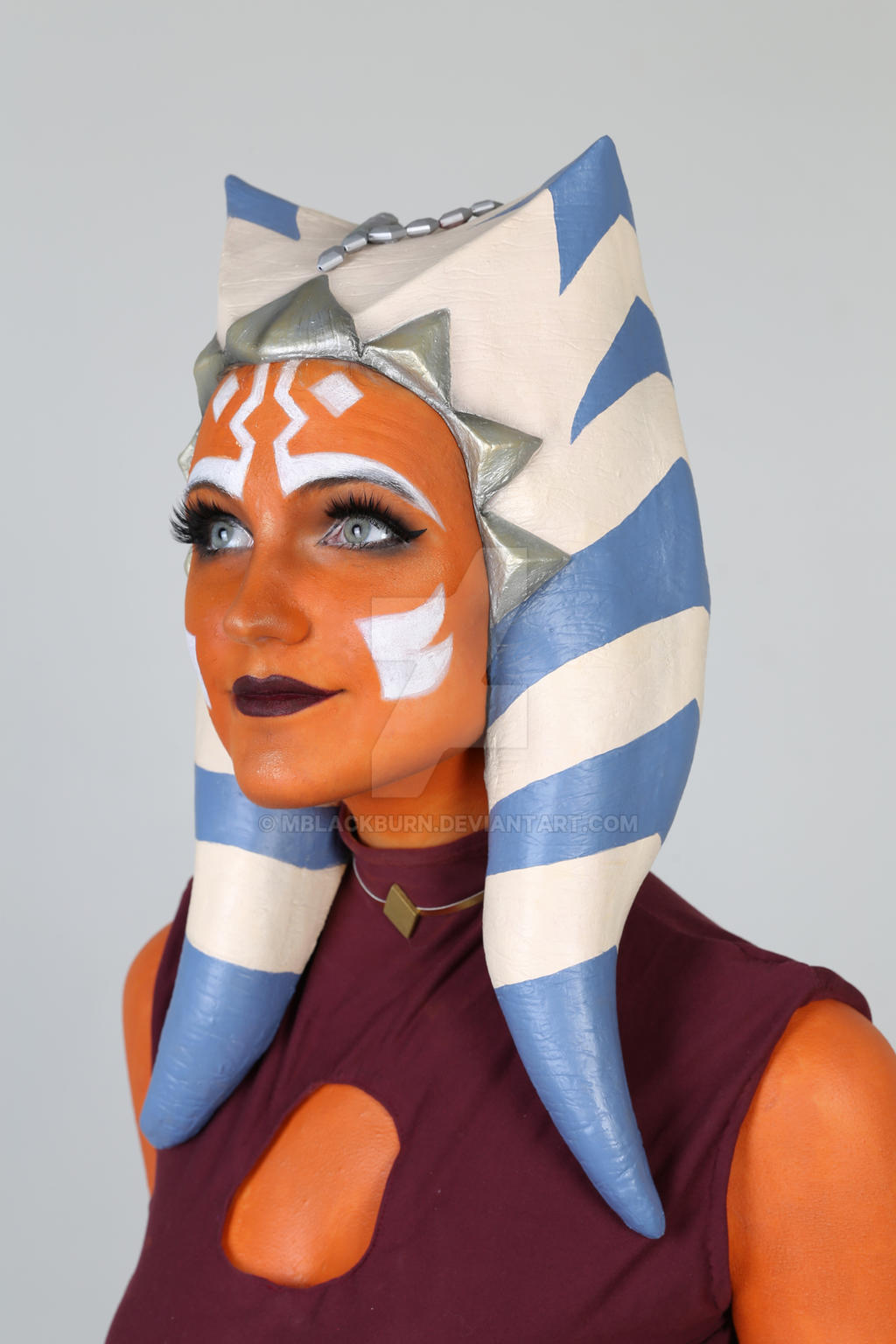 Ahsoka Tano Cosplay Portrait by mblackburn