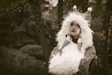 Ahsoka Tano (Winter Coat) Cosplay 5 by mblackburn