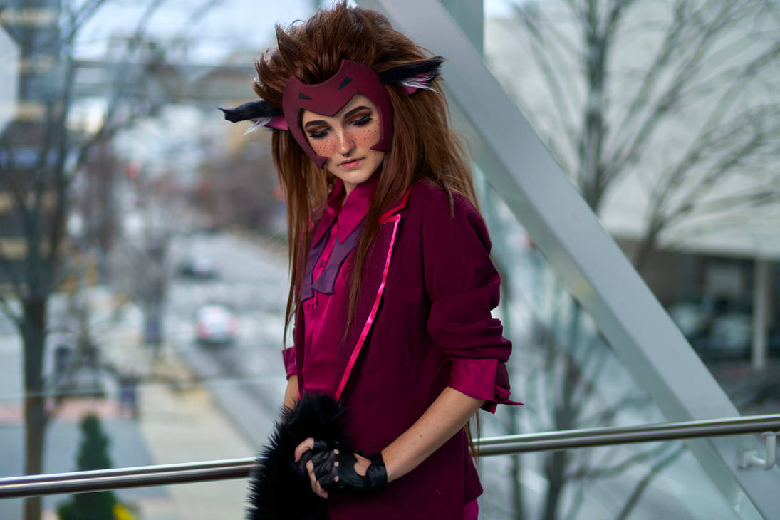 Catra Princess Prom Cosplay (She-Ra) 3 by mblackburn