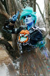 Will-o-the-Wisp Tracer Cosplay 1
