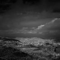 Las Palmas from above by subart59