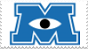 Monsters Inc stamp thingy by DuskofGold5