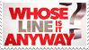 Whose Line is it Anyways 2013 version stamp by DuskofGold5