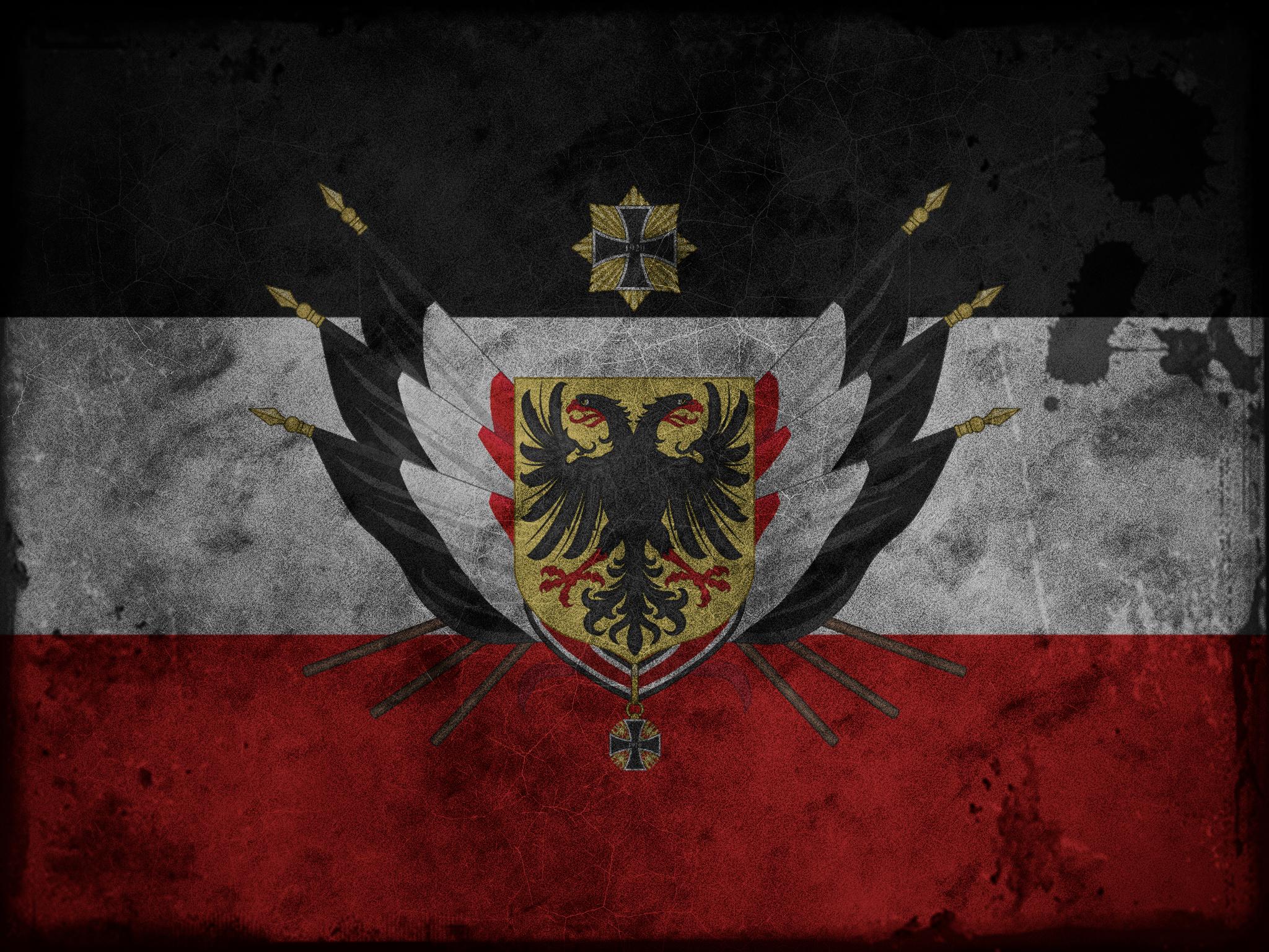 Flag Of German Empire By Dexillum