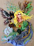 Celegorm the Fair by sassynails