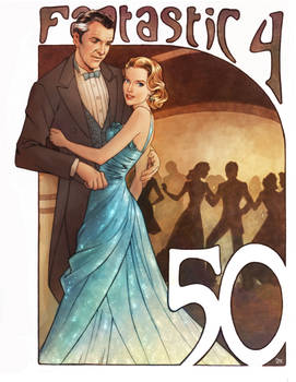 Fantastic 50th Anniversary