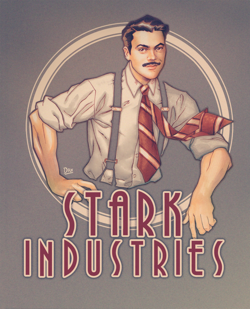Stark Industries by studiomia