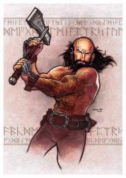 Dwalin, son of Fundin