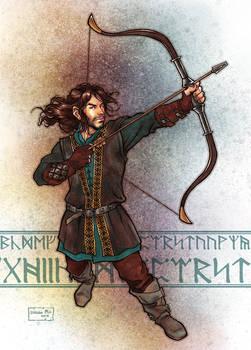 Kili's Arrow of Durin
