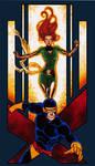 Uncanny X-Men Duos: Cyclops and Phoenix
