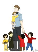 Babysitting by n4c9s