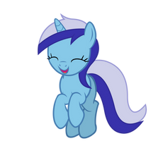 [Pose Request] Minuette Happy Jumping