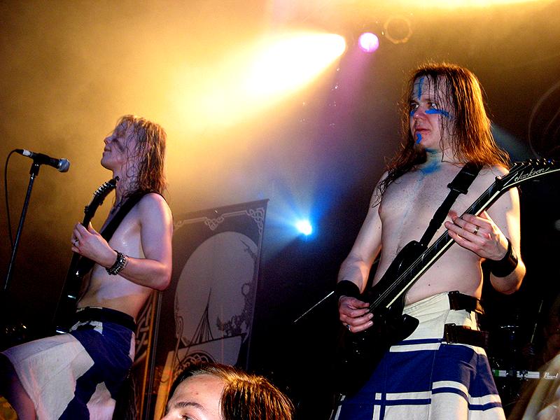 Paganfest 2008 - Ensiferum 4 by Haldir-o-Lorien