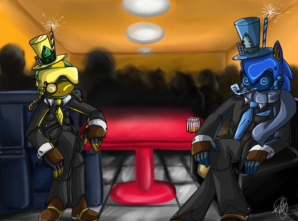 Gentlemen Comission by xKatyBlackRosex