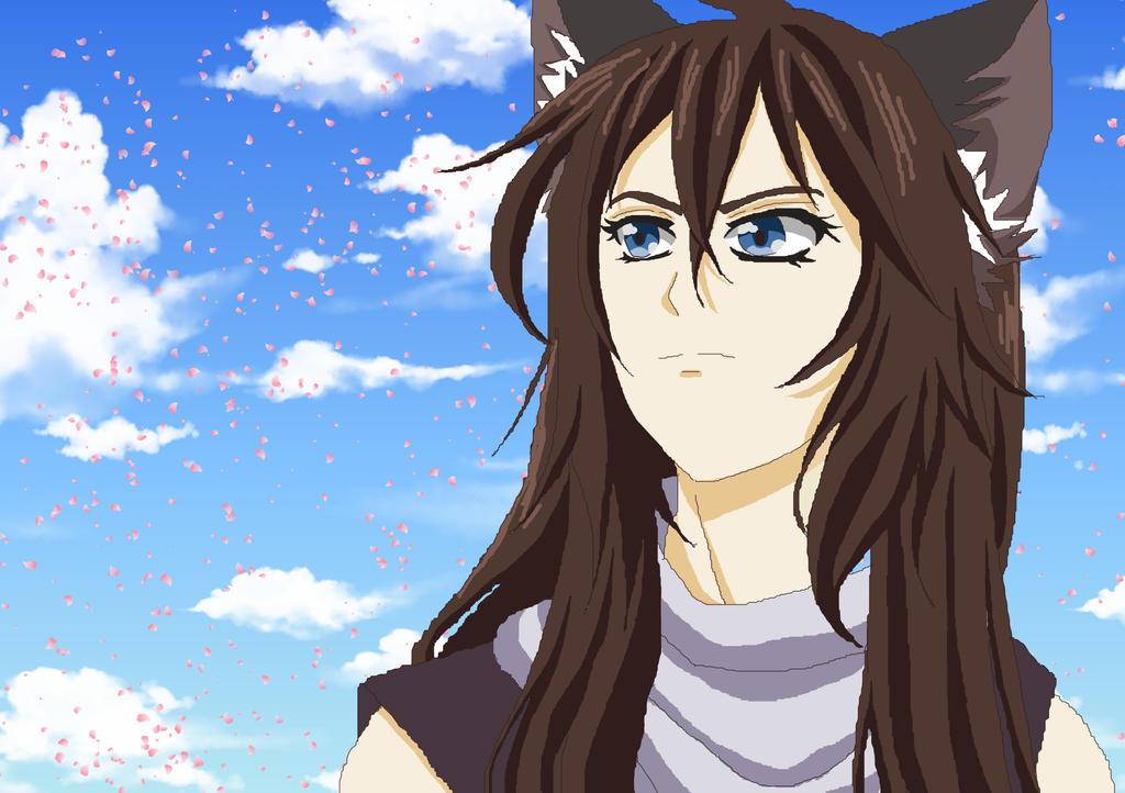 Izumi (Anime version) by kezzymo