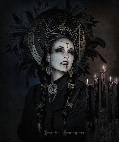Vampirewoman by Studiopranile