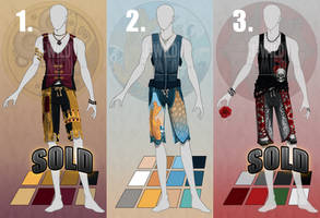 Outfit Adopt: Themed Boardshorts [Paypal OPEN]
