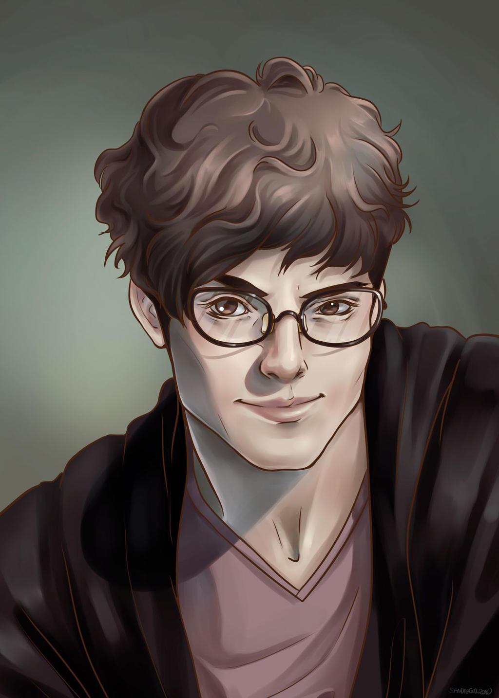 James Potter on James-x-Sirius - DeviantArt