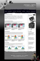 New Website Design by ziggyrafiq