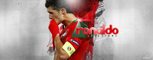 Cristiano Ronaldo by Aart0601