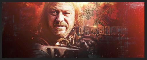 Lord Eddard Stark by Aart0601