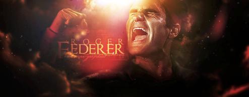 Roger Federer by Aart0601