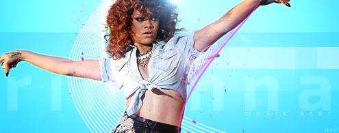 Rihanna by Aart0601