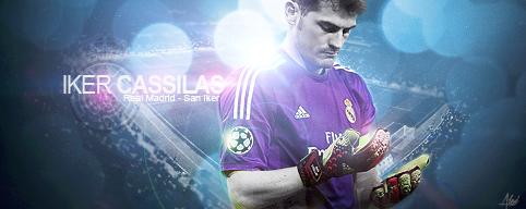 Iker Casillas by Aart0601