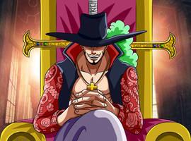 Takanome Mihawk - One Piece (956)