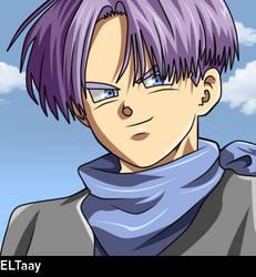 Trunks - Dragon Ball GT