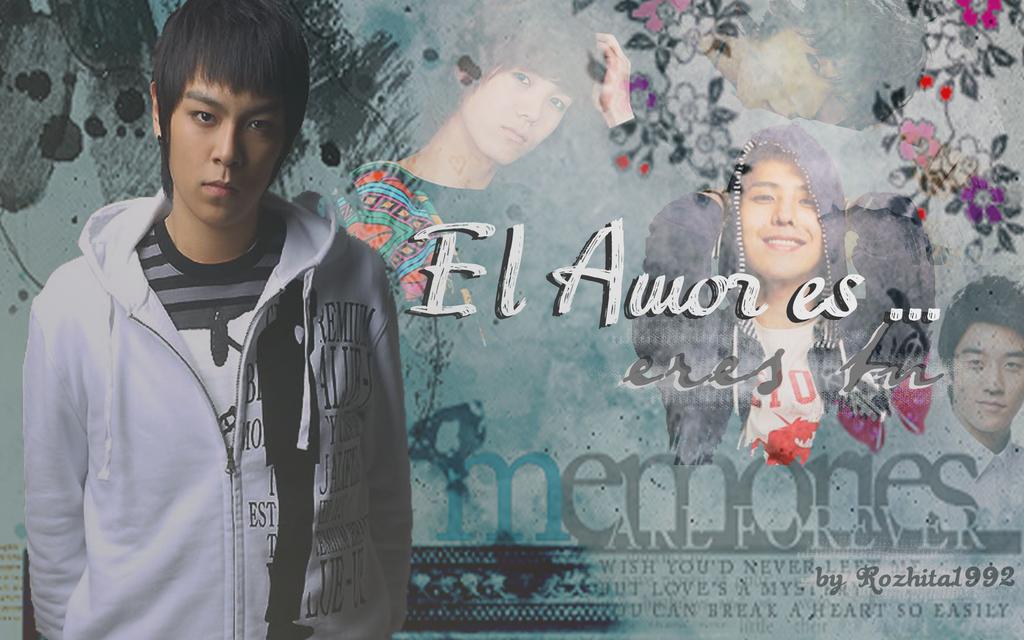 El amor es ..eres tu Wallpaper by rozhita1992