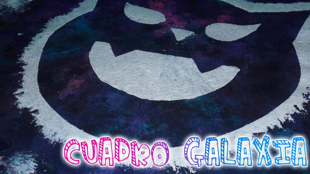 Cuadro Galaxia - elRubiusOMG by rozhita1992