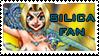 Silica Fan stamp1 by Artassassin