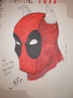 Deadpool Con Sketch by Artassassin