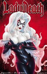 ABQ Comic Con Lady Death Exclusive 2 by Artassassin