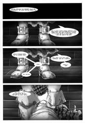 Booty Prologue page 4 by Artassassin