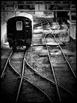 snibston train line..
