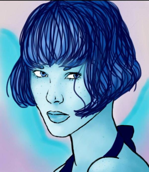 Lapis Lazuli by colorweelofdoom
