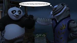 Kung Fu Panda: Realistic Visual Reconstruction #29