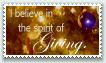 Christmas Stamp. by katiezgreatie