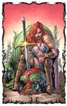 red sonja 14 Colors
