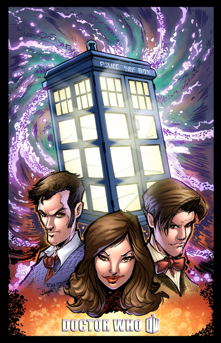 DR Who by HeagSta