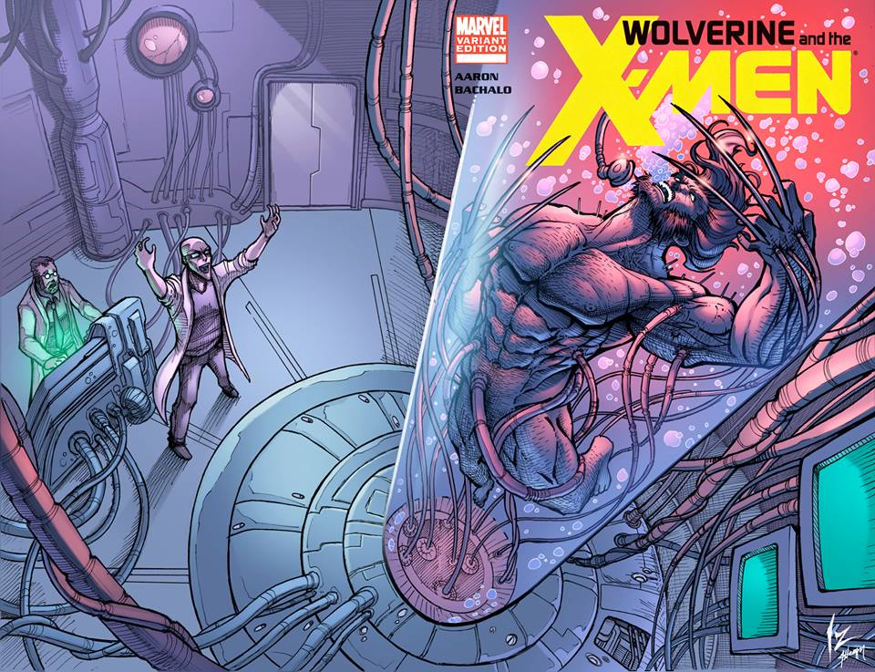 Wolverne Weapon X by HeagSta