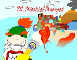 72. Mischief Managed by AllHailWeegee