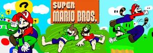 Mario Brotherly Love - Dodohi