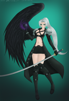 One Winged Angel (Genderbent)